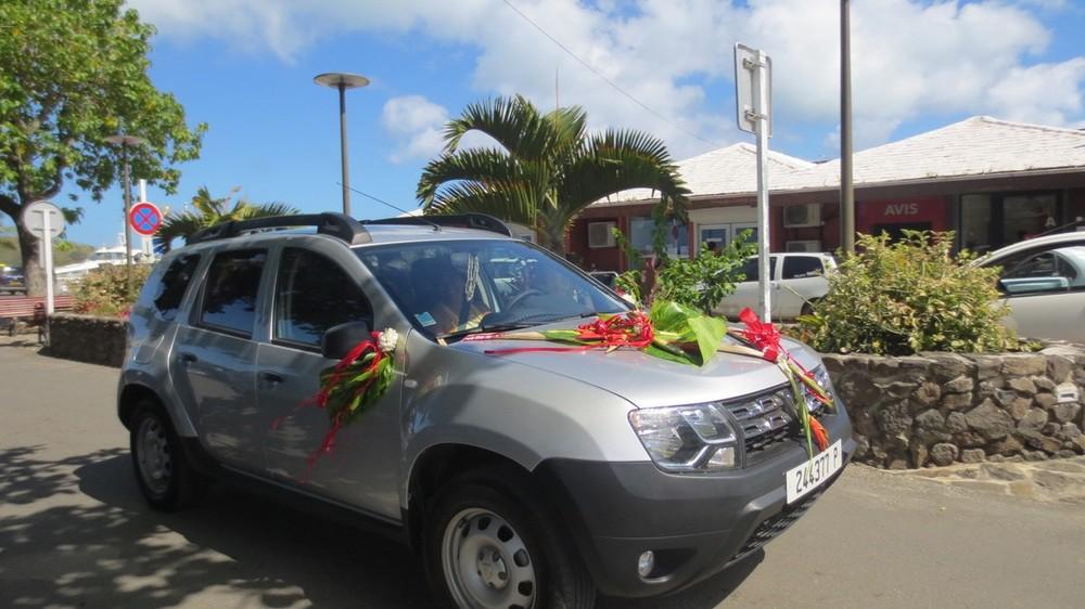 Civil Marriage & Tahitian Ceremony in Bora Bora